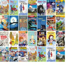 """Wednesday, November 9, 2016: The Hudson Public Library has 25 new children's books in the Children's Books section.   The new titles this week include """"Little Critter: Just a Special Thanksgiving,"""" """"Pete the Cat: Go, Pete, Go!,"""" and """"A Poem for Peter: The Story of Ezra Jack Keats and the Creation of The Snowy Day."""""""