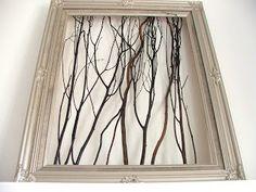 sticks in frame