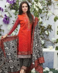 Fancy Eid dresses 2017 for girls