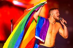 Imagine Dragons' Dan Reynolds Responded A LGBT Message He Got From A Celebrity – Metalheadzone Dan Reynolds, Kari Jobe, Pentatonix, Black Man, Florence Welch, Billie Eilish, Train Hard, Believer Imagine Dragons, Wayne Sermon