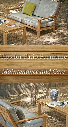 Patio Furniture Maintenance And Care   Outdoor Living Tips   The Veranda  Blog   Christy Sports