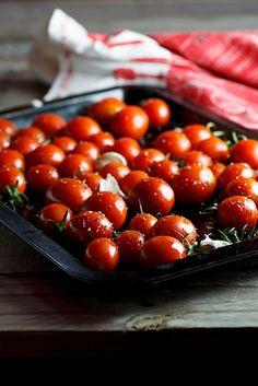 Roasted Tomatoes.