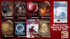 I Love My Authors: Release Day Blitz: Blood Ecstasy, Blood Curse Seri...