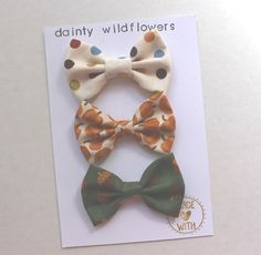 Check out this item in my Etsy shop https://www.etsy.com/listing/482804729/autumn-hairbow-set