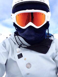 c71d3d50eb3 Snowboarding Style in the Swiss Alps - Women s Snowboarding Apparel  featuring Oakley