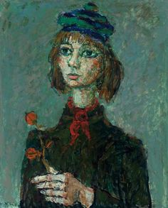 Painting by Paul Aizpiri