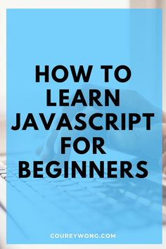 How To Learn Javascript | Do you want to learn javascript? Learn how to become a web developer as I break down this coding language. Knowing how to code is easier when you can see the big picture. Learn concepts like javascript functions, data types, & simple javascript programming. This is a great guide for any coding beginner. Now you can become a front end web developer with this simple guide in javascript. #javascript #learnjavascript #javascriptbeginner #learntocode Do You Know What, Need To Know, Code Project, Coding For Beginners, Amazing Websites, Coding Languages, Learn To Code, Computer Programming, Big Picture