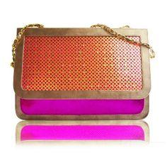 Crystal Shoulder Bag | Poupee Couture