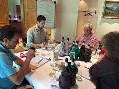 Die Verkoster beim Best of Bio 2015 im Hoteldorf Grüner Baum in Bad Gastein #bestofbio #biohotels