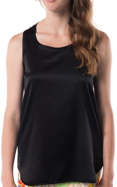 Orion Top in Neptunite Black  by Imminent Rise