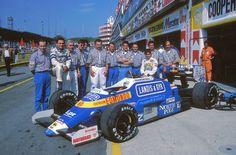 Team Osella (Enzo Osella), Imola 1987
