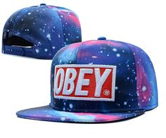 Cheap OBEY Galaxy Snapback Hat (1) (40910) Wholesale | Wholesale Obey Snapback Hat , shopping online $5.9 - www.hatsmalls.com