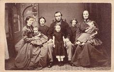 Scottish Family, 1860s