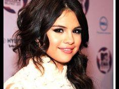 Easy Romantic Side Ponytail inspired by Selena Gomez