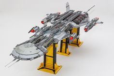 """The Erinyes """"Ghost of Vengeance MOC - 1"""