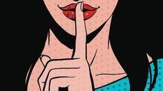pop art, girl, and secret-bild Terre Plate, Fun Dares, Truth Or Dare Questions, Comics Vintage, Pop Art Girl, Retro Pop, Hollywood Star, The Secret, Comic Art