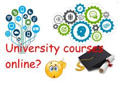 SAI - IELTS Essays With Answers - Essays and Tips on writing: Some universities now offer their courses on the I...