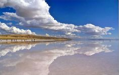 トゥズ湖 トルコ
