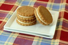 Biscoff Cookies with using Biscoff Spread