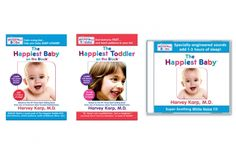The Happiest Baby & Toddler Multi-Media Sets 40-44% off for $18.99-26.99