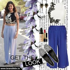 Anushka Sharma features on our Celebrity Style Board!