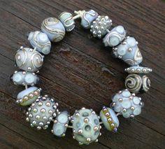 Cherie Ranfranz #lampwork #beads