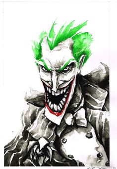 Joker by Matt Fletcher