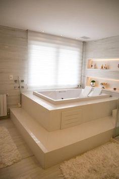 53 Ideas Closet Casal Luxo Grande For 2019 House Bathroom, House Design, Bedroom Closet Design, Bathroom Inspiration Decor, House, Bathroom Interior Design, Dream Bathroom, Dream Bathrooms, Rich Home