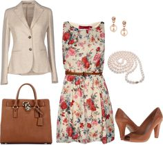 Floral Frenzy: http://www.countryoutfitter.com/style/one-piece-three-ways-floral-dress/
