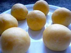 Glutenfreie Kartoffelklöße