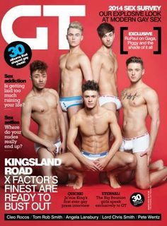 Gay Times March 2014 Kinglsand Road www.gtdigi.co.uk The Sex Issue
