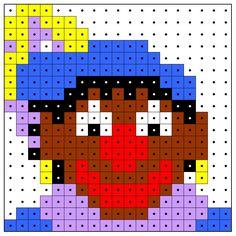 KleuterDigitaal - wb kralenplank zwarte piet 02