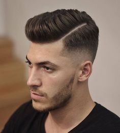 45 Cool Low Fade Haircuts For Men (2020 Gallery) - Hairmanz Haircut Parts, Hard Part Haircut, Low Fade Haircut, Man Haircut Medium, Men Haircut Short, Men Hairstyle Short, Fade Haircut Styles, Cool Haircuts, Haircuts For Men