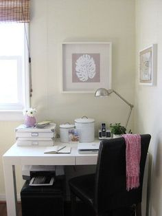 How To Tame Office Clutter: Organizing Cords, Wires, & Cables | Young House Love