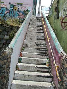 piano stairs | Piano stairs- Chile