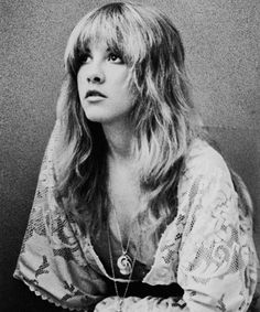1970s Miss Stevie Nicks of Fleetwood Mac