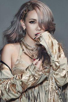 Unseen Photos of CL