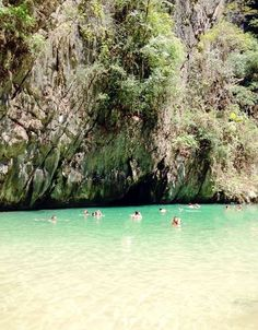 Emerald Cave, Koh Lanta, Thailand