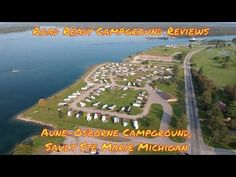 Road ready campground reviews 1000 trails wilderness lakes rv road ready campground review aune osborne campground sault ste marie michigan youtube publicscrutiny Image collections