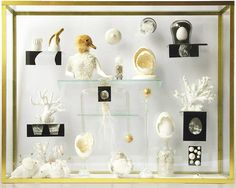 """Contemporary example of """"Wunderkammer""""    http://www.poetichome.com/wp-content/uploads/2009/03/echographietest2.jpg"""