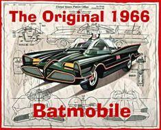 The Original 1966 Batmobile