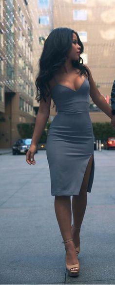 Cierra Ramirez Dress: House of CB