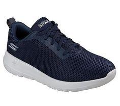 Skechers Men's GOwalk Max Effort Slip On Sneakers (Navy)