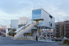 Campbell Sports Center, New York, 2013 - Steven Holl Architects