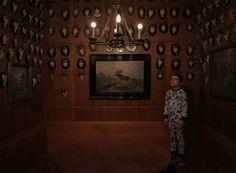 Un photographe recrée les cauchemars de son enfance cauchemar3g