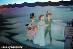 Disneyland - Peter Pan