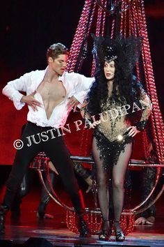 Cher performs live during her 2014 D2K Tour at The MGM Grand Garden Arena on May 25, 2014 in Las Vegas, Nevada.