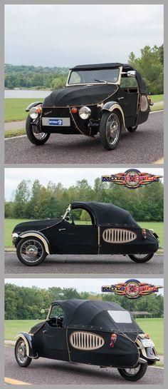 Vespa, Automobile, Microcar, Reverse Trike, Trike Motorcycle, Weird Cars, Sweet Cars, Cute Cars, Unique Cars