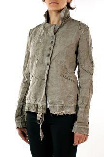 Greg Lauren Eastwood Dickens Jacket in Natural