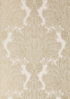 auburn metallic gold on linen at6104 collection serenade from anna french aqua wallpaper